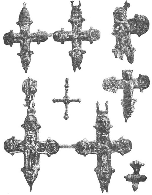 кресты-крепость Саркел