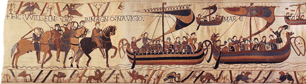 рус-флотилия---_fleet_on_Bayeux_Tapestry