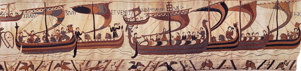 рус-флотилия_fleet_on_Bayeux_Tapestry