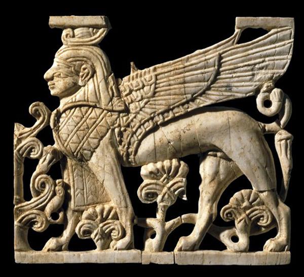 сфинкс-египет- IX - VIII в. до н.э.