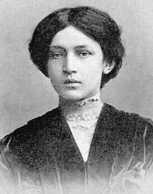 01-Эразмовна Горенко, урожденная Стогова. Мать А. А. Ахматовой.