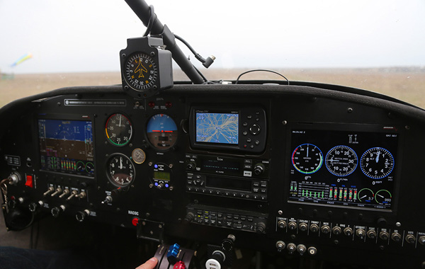 2-кабина пилота