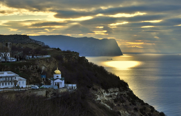 Георгиевский монастырь-