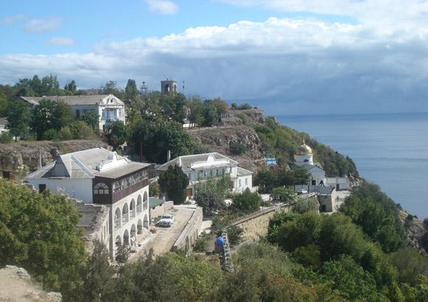 Георгиевский монастырь-9