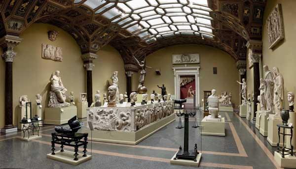Музей изобразительных искусств в Москве-