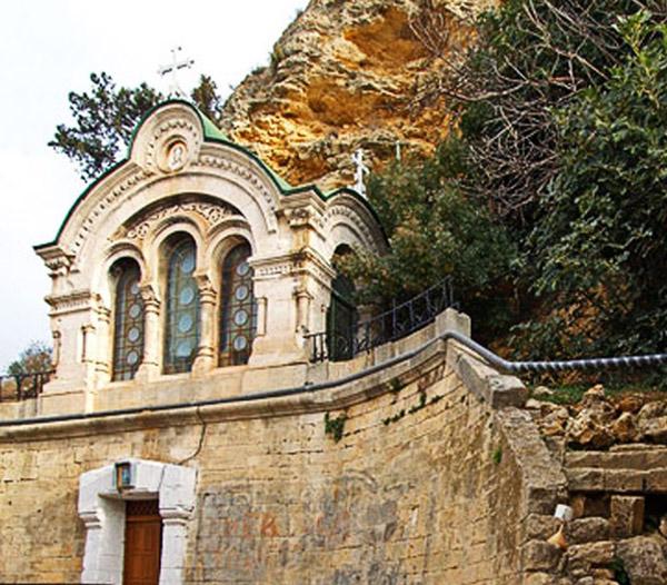 Пещерный храм рождества христова=