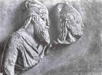 герасимов-скифские цари причерноморья -Скилур и Палак