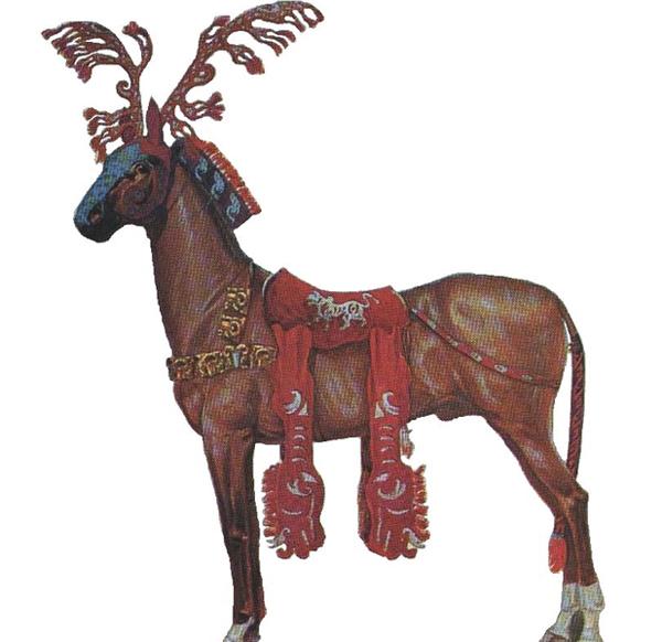 конь-пазырык