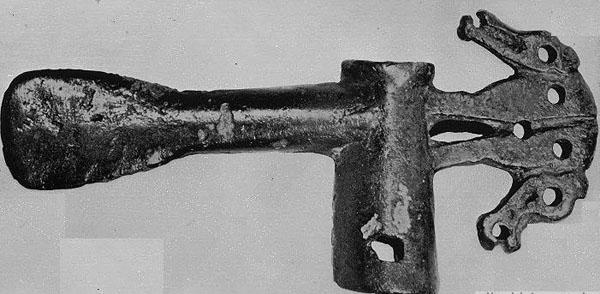 сагарис был использован скифский