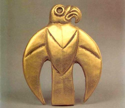 сокол-скифский-7 в. до н.э.
