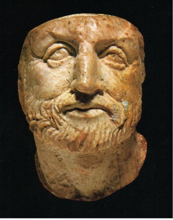 Филиппа II, отец Александра Македонского