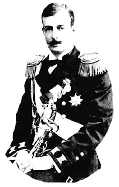 Великого Князя Кирилла Владимировича