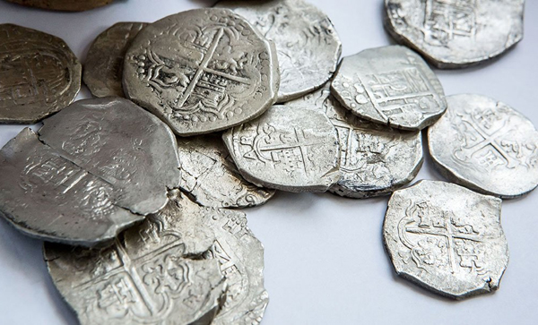 архио-монеты исп