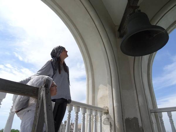 вид колокола никольского собора