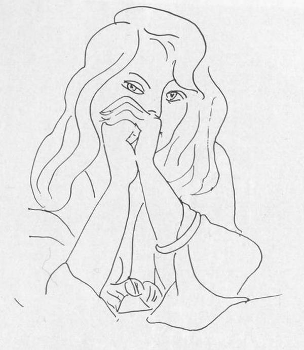 лидия-муза матисса