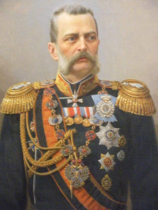 Великий Князь Владимир Александрович (сын Императора Александра II