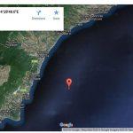 На Южном берегу Крыма прошло землетрясение.