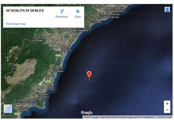 14 мая-землетрясение
