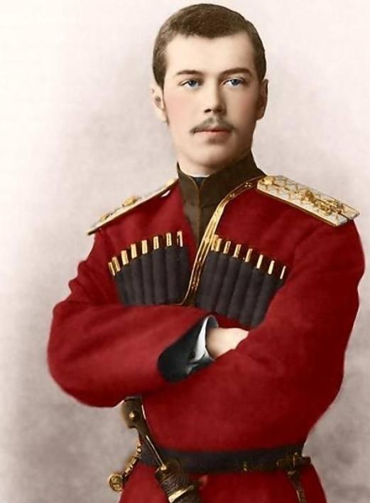 1881-Цесаревич Николай назначен Атаманом всех казачьих войск