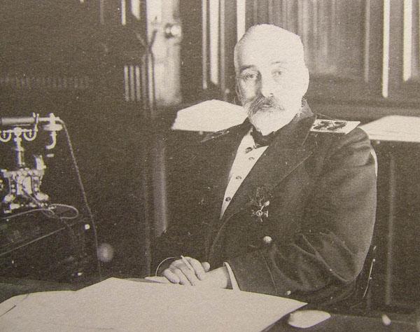 Grigorovich I.K. Morskoi ministr. 1914 Karl Bulla