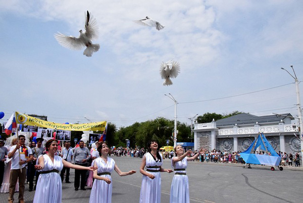 1-голуби2evpatoria-foto
