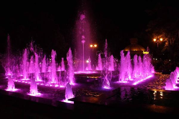 1-фонтан-фиол