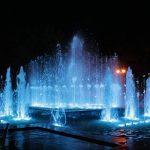 Светомузыкальный фонтан Евпатории