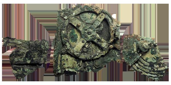 1- Antikythera mecanism