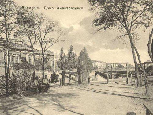 дом айвазовского