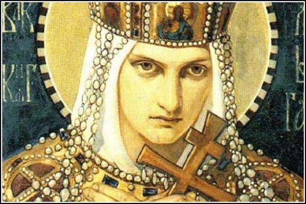 княгиня Ольга-мать кн. Владимира