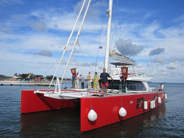 1-крест-яхта