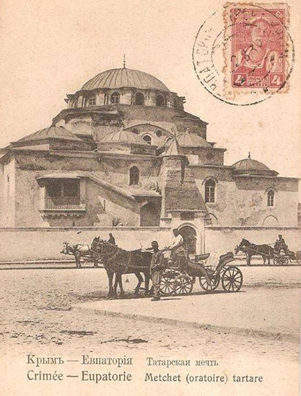 мечеть---