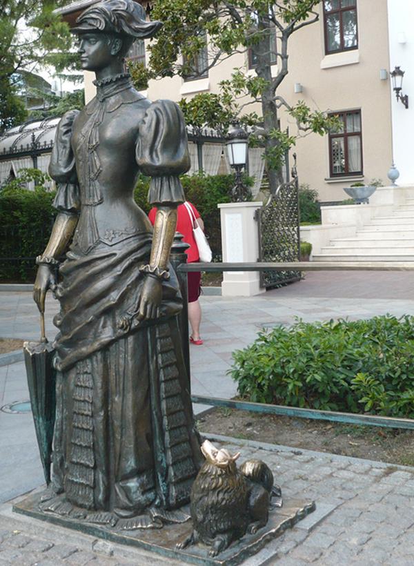 чехов-дама с собачкой
