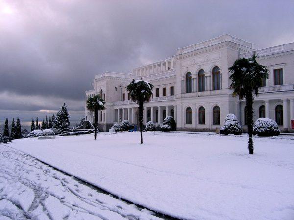 ливад-зима