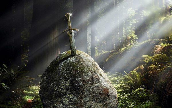 священный меч Кали-бур