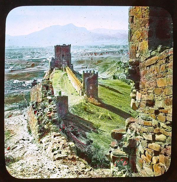 1генуэзская крепость