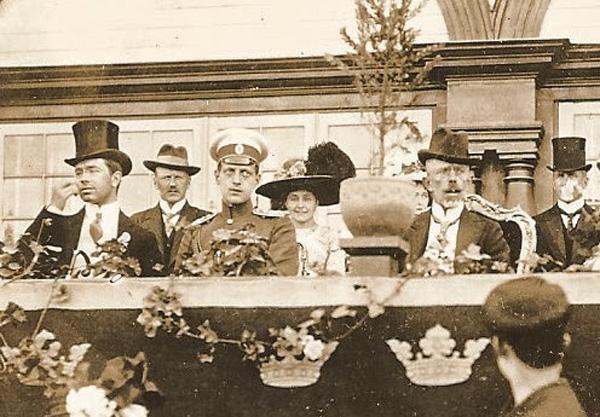1913-первая русская олимпиада