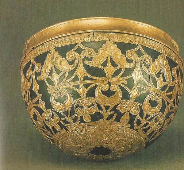 schwarzenback-bowl.Мозель богатых погребений-зап-германия