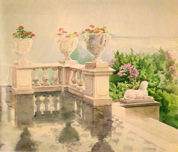 balkon-letnego-korolevskogo-dvorca-v-vidore-1921