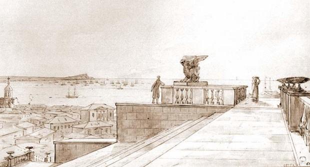 mitridatskaya-lestnica-n-g-chernecov-1836-g