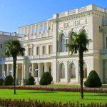 Белый бал в Ливадийском дворце.