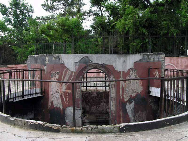 керкинит-стена