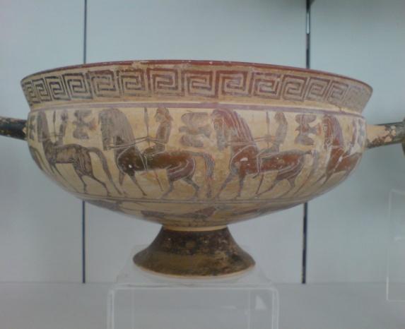 01--ионийская и аттическая керамика