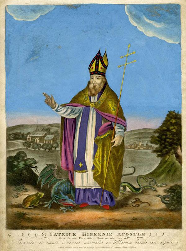 St Patrick's Day-1806
