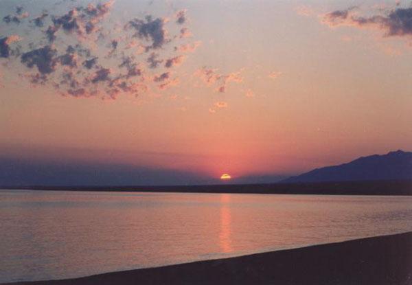 ---озеро Алаколь