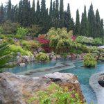 Японский сад — уникальное произведение искусства.