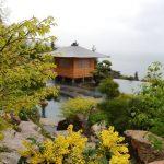 Японский сад в парке «Айвазовское» в Партените
