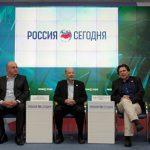 Испанская делегация в Крыму.
