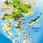 Азовское море отступило от Геническа