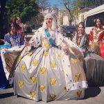 Парад курорта -2017 в Евпатории